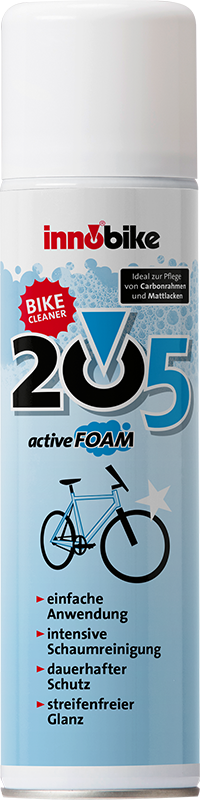 205 Bike Cleaner Active Foam