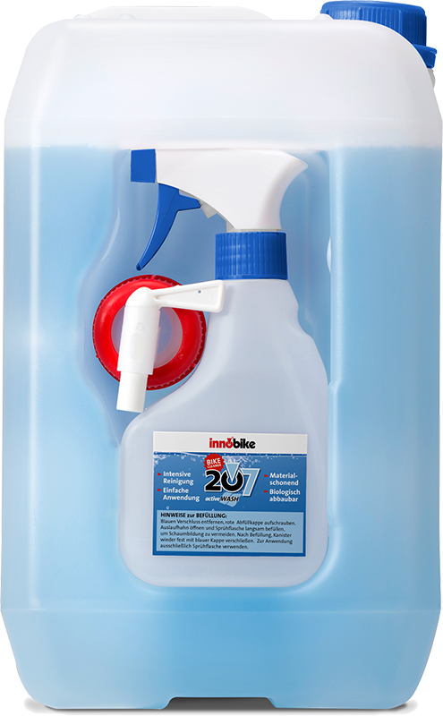207 Bike Cleaner Active Wash