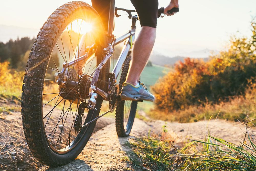 Fahrradkette richtig schmieren - So wird's gemacht